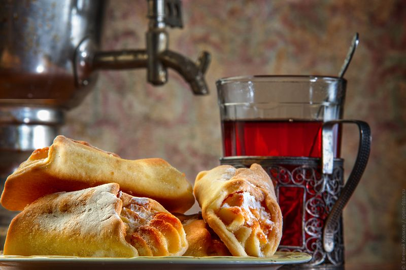 Натюрморт с едой. Фотограф - Евгений Колков