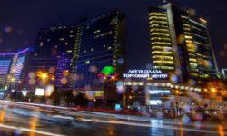 Ночная Москва. Фото: Евгений Колков