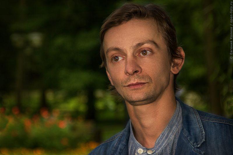 Актер Евгений Кулаков. Фото: Евгений Колков