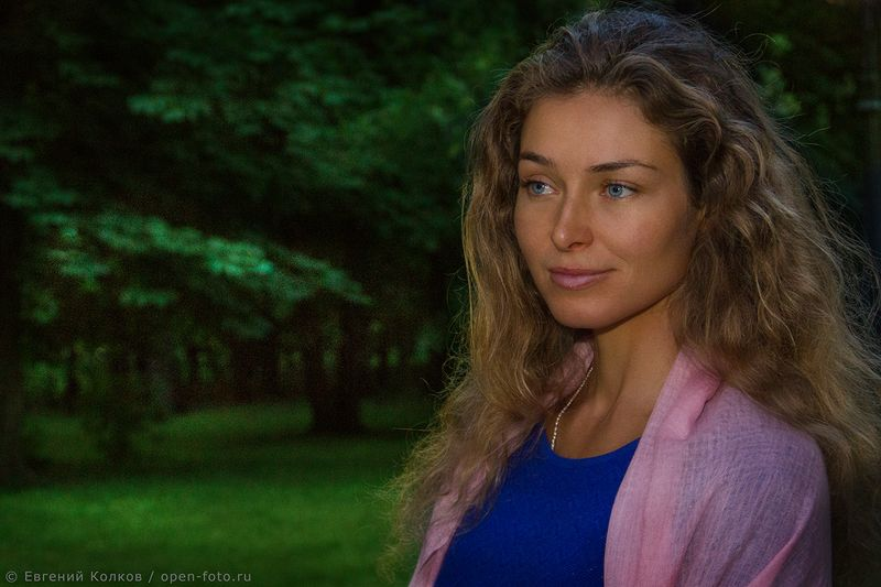 Актриса Марина Казанкова. Фото: Евгений Колков