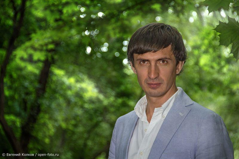 Актер Алексей Гаврилов. Фото: Евгений Колков