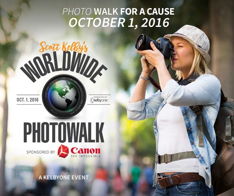 Всемирная фотопрогулка 2016 в Москве