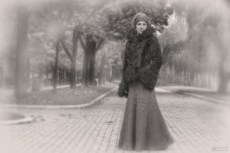 Ретро-фотография. Фото: Евгений Колков