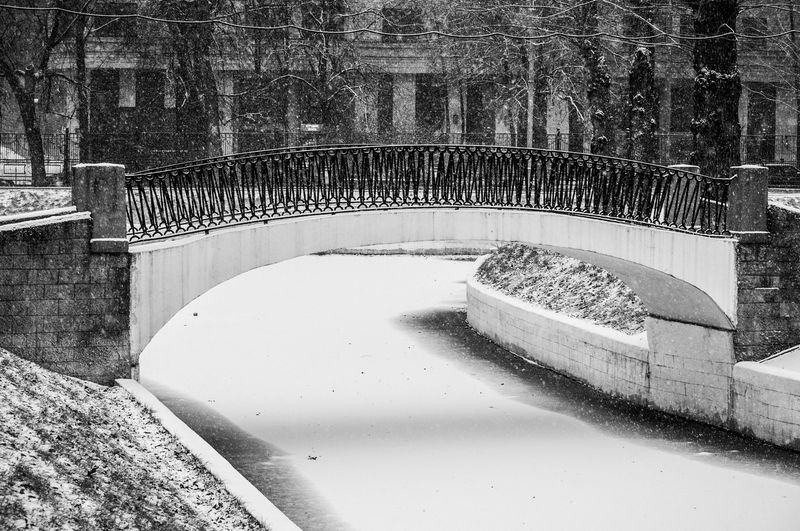 Усадьба Трубецких в Хамовниках. Фотограф - Владимир Таранченко