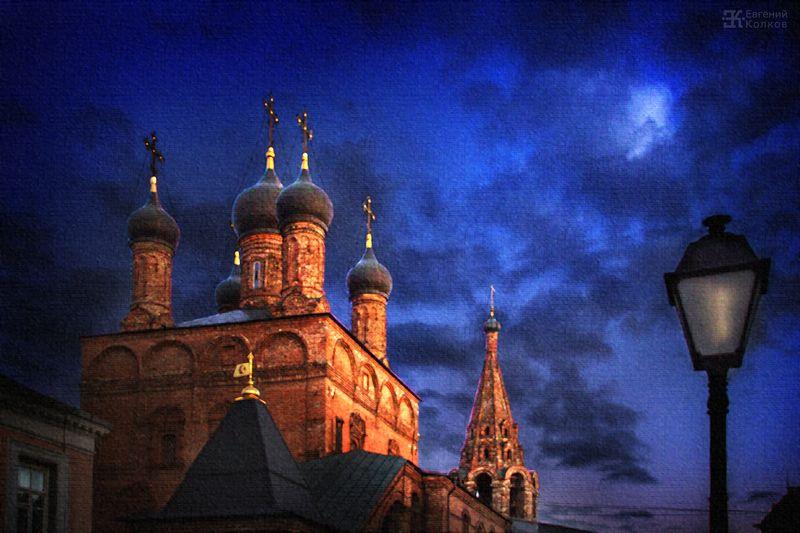 Крутицкое подворье. Фотограф - Евгений Колков