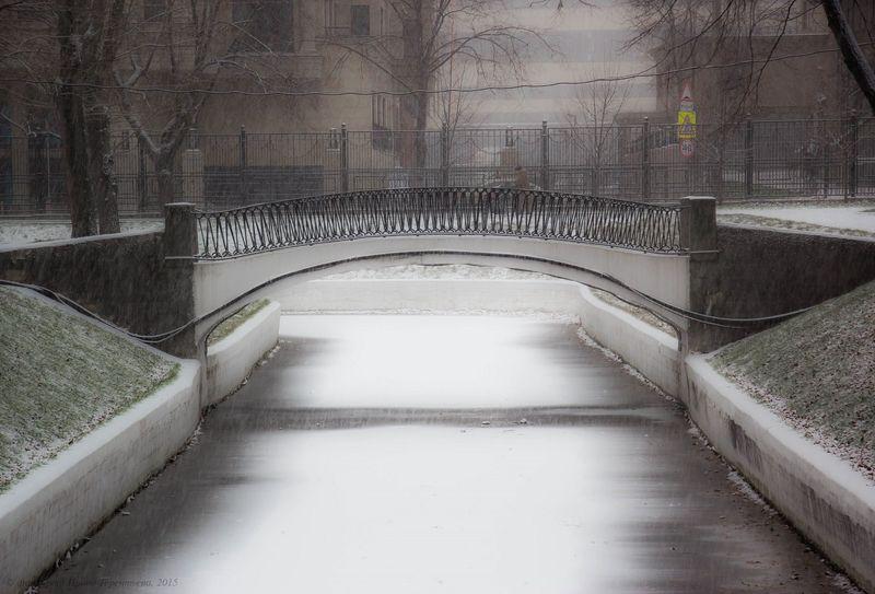 Усадьба Трубецких в Хамовниках. Фотограф - Ирина Терентьева