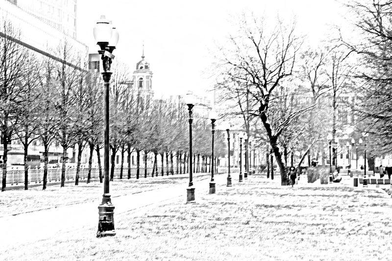 Фото Алексея Горбунова с фотопрогулки OPEN FOTO