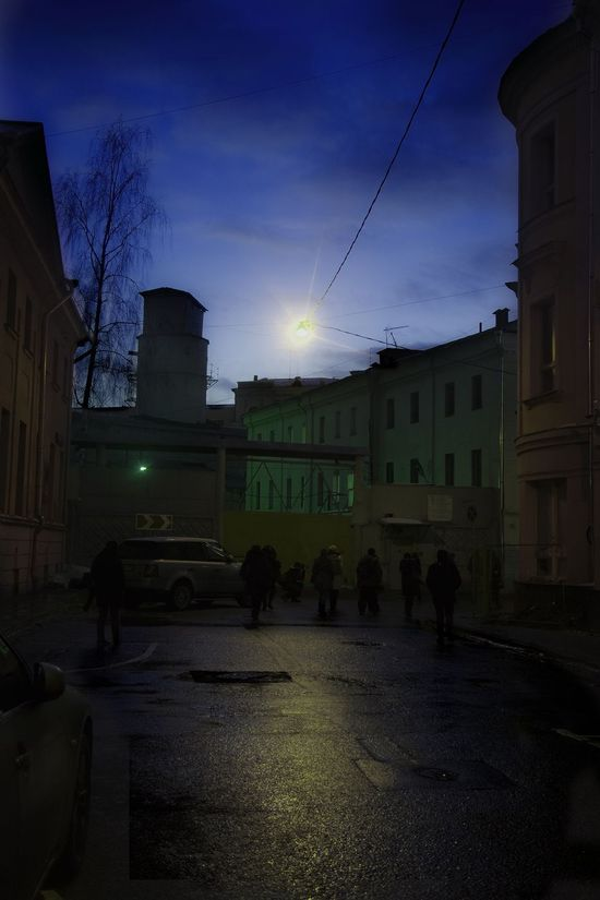 Фотопрогулка OPEN FOTO. Мясницкая улица. Фото: Анна Орлова