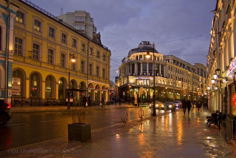 Фотопрогулка OPEN FOTO. Мясницкая улица. Фото: Ольга Дворецкая