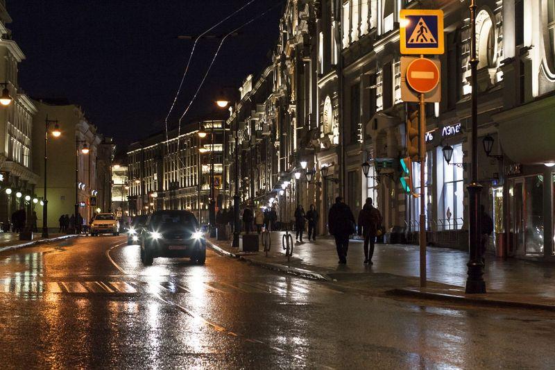 Фотопрогулка OPEN FOTO. Мясницкая улица. Фото: Анна Сироткина