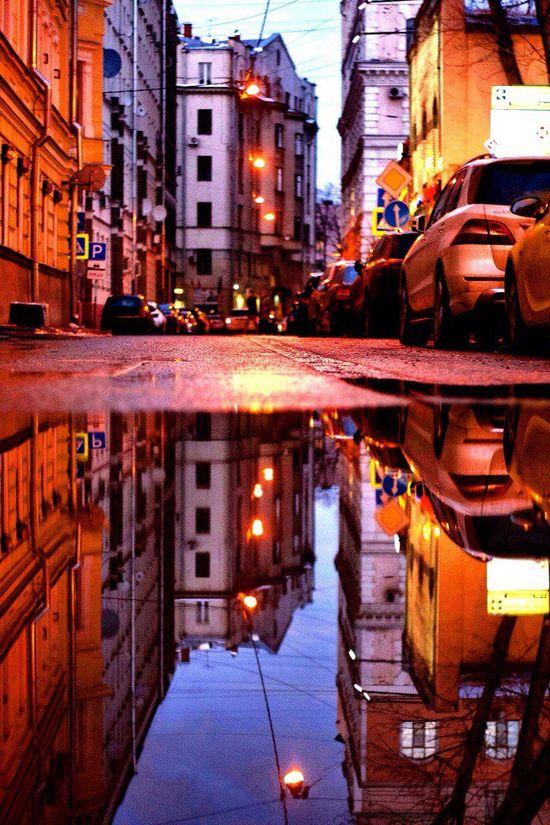 Фотопрогулка OPEN FOTO. Мясницкая улица. Фото: Алексей Захаров