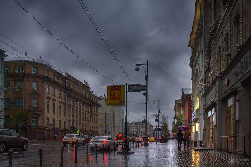 Садовое кольцо. Фото: Евгений Колков
