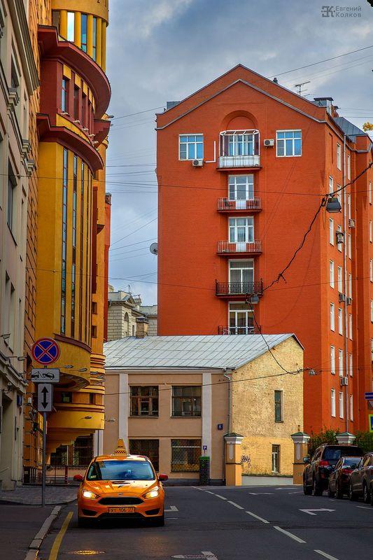 Архитектурная съемка. Фото: Евгений Колков