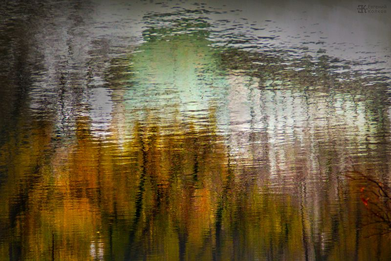 Фотоимпрессионизм. Фото: Евгений Колков