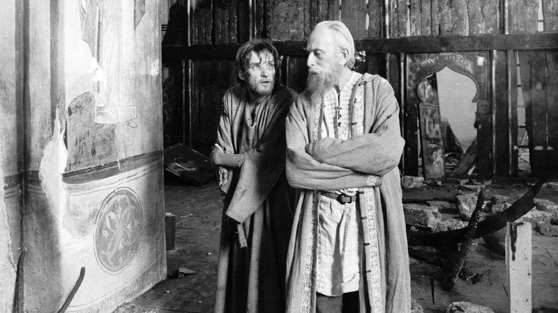 Андрей Рублёв. Кадр из фильма