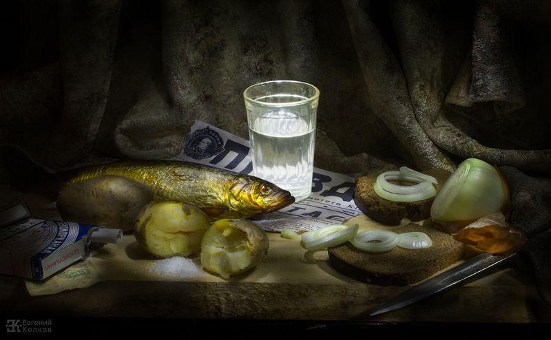 Световая кисть. Фото: Евгений Колков