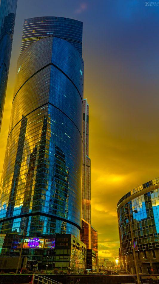 Москва-Сити. Фото: Евгений Колков