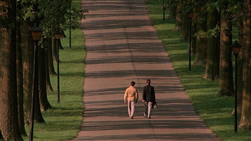 Человек дождя. Кадр из фильма
