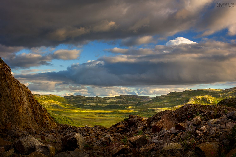 Курс по пейзажной фотографии. Фото: Евгений Колков