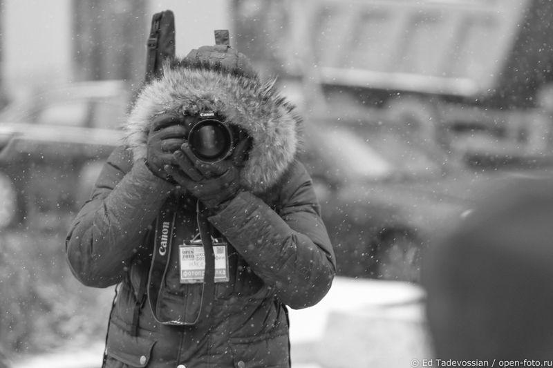Фотопрогулка Школы фотографии OPEN FOTO. Фото: Эдуард Тадевосян