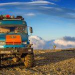 Бобус в Ловозерских тундрах. Фото: Евгений Колков