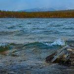 Озеро Экостровская Имандра. Фото: Евгений Колков