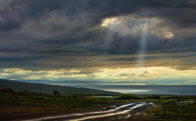 Свет в пейзажной фотографии. Фото: Евгений Колков