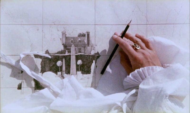 Контракт рисовальщика. Кадр из фильма