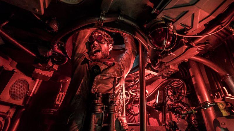 Подводная лодка, 1981. Кадр из фильма