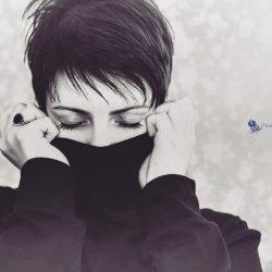 Фото: Яна Плаксина. Автопортрет
