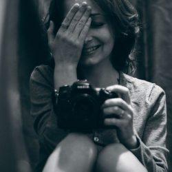 Фото: Наталья Скарюкина. Автопортрет