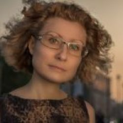 Съемка портрета в городе. Фото: Евгений Колков